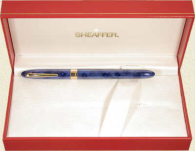 Sheaffer Crest Blue Laque